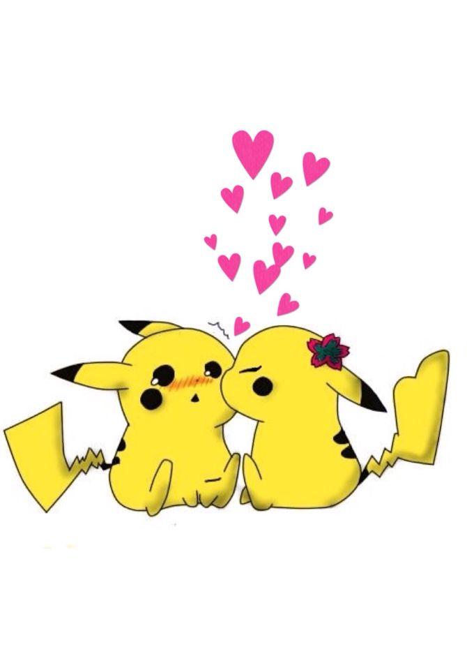 Pikachu Enamorado Love Pokemons Pinterest Pikachu Pokemon Y