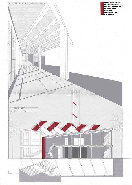 11 best konstantin melnikov the soviet pavilion at the for Architecture urss