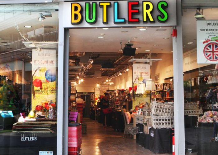 SHOP - Aller faire un tour à Butler et y dénicher un truc sympa pour la maison