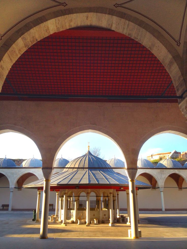 Mihrimah sultan cami Edirnekapı