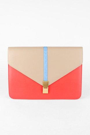 Tobi envelope clutch