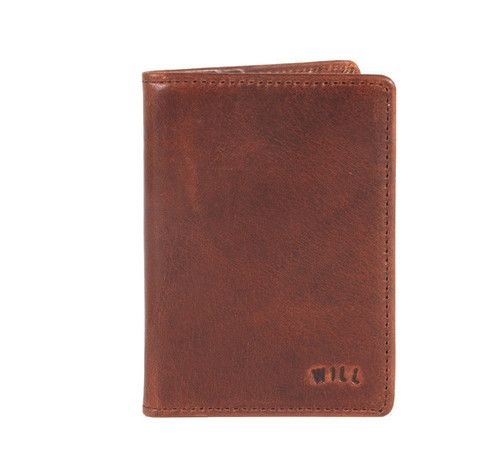 Will Leather Cary Front Pocket | Gallantoro