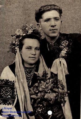 Старі весільні фото Фотографії кін. 19 ст. – 20 ст.