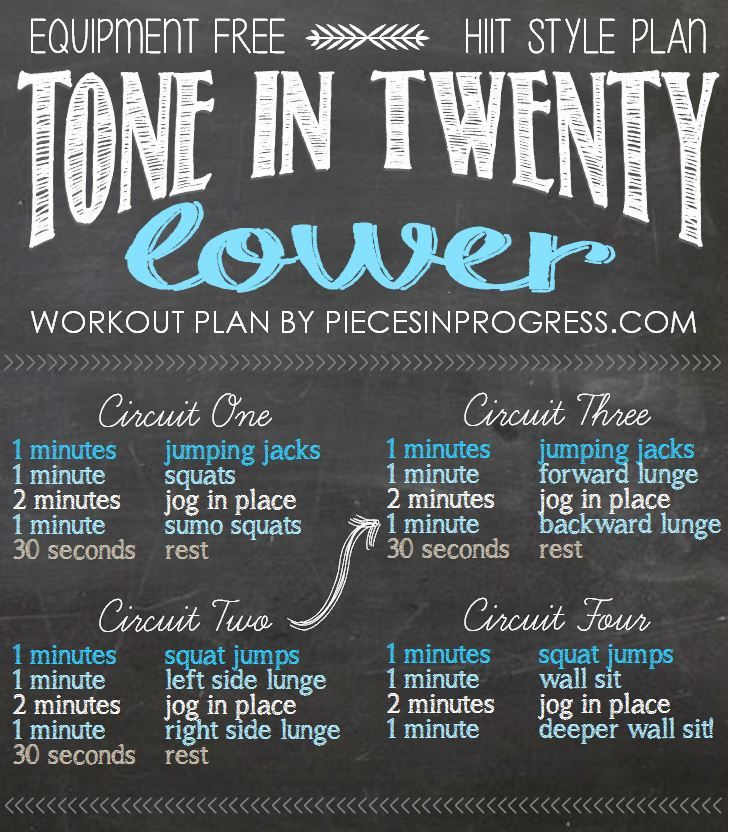 Tone in Twenty Workout Series- the perfect travelling companion to stay fit