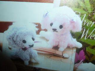 lavoretti creativi dall'uncinetto alla pittura: un amore di cagnolino amigurumi schemi gratis