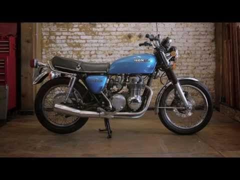 (69) Motorcycle Restoration Part 1: The Teardown - YouTube