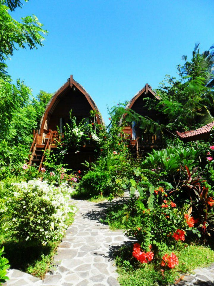 Lumbung, Gili Trawangan, Lombok, Indonesia
