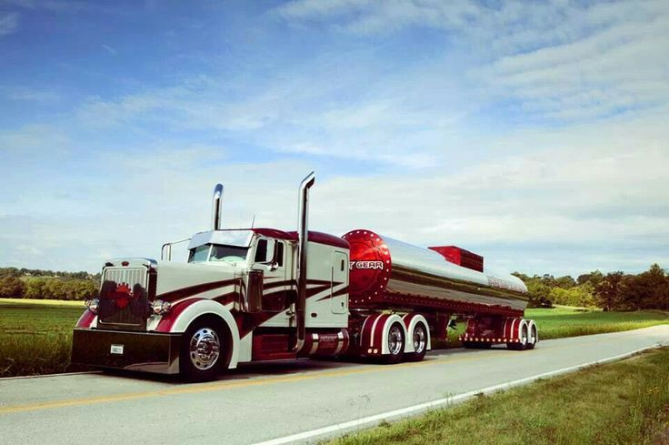 Tractor Trailer Rings : Best tractor trailer rigs images on pinterest big