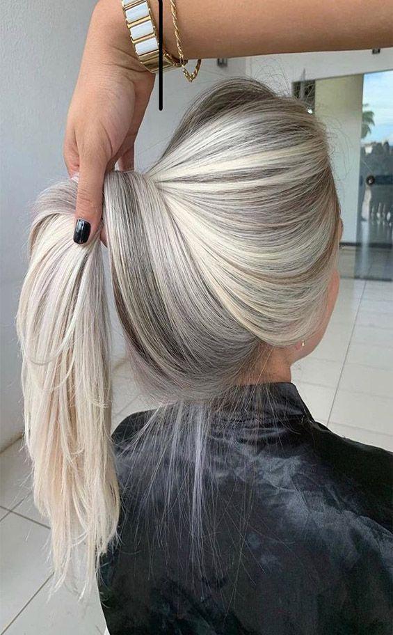 Такой красивый светлый цвет волос Идеи 2019 # блондинка # волосы # изображения # сладкий # ... - #Блондинка #волос #ВОЛОСЫ #идеи #изображения #Красивый #светлый #Сладкий #такой #цвет