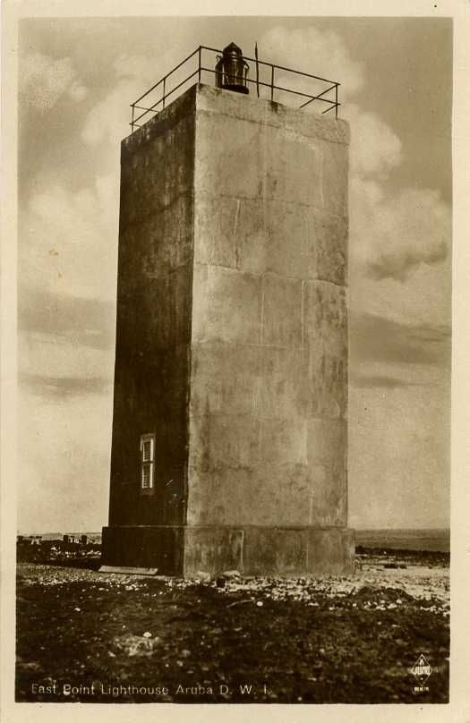 Former Sero Colorado #lighthouse at Lago colony, Aruba