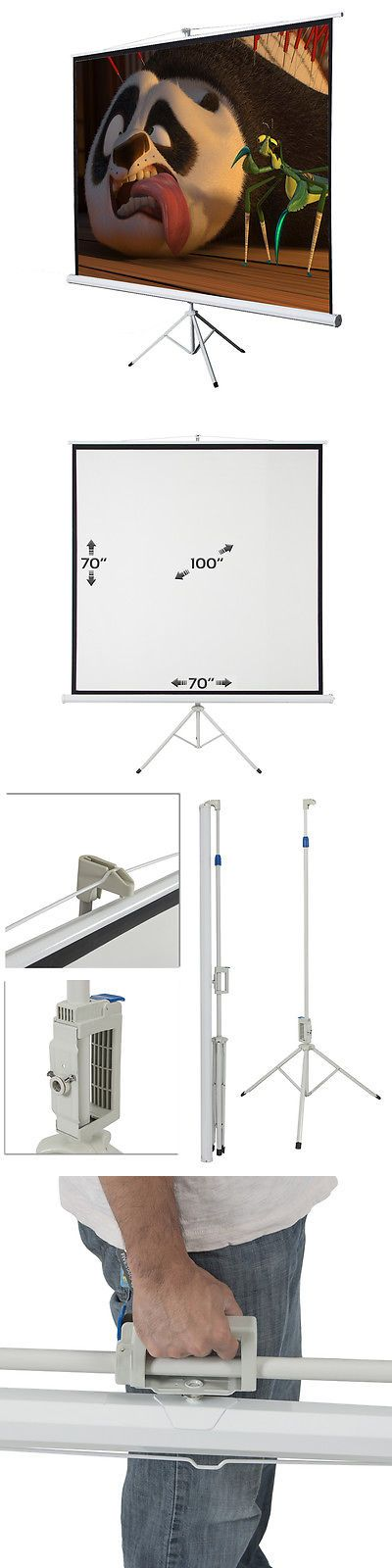 buy projection screen There are a lot of portable movie screens on the market, but you are looking for a   visual apex prides itself on making high-quality movie theater projection.