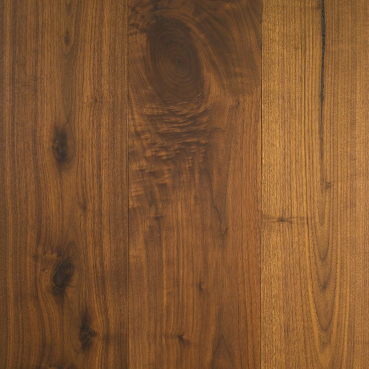 American Black Walnut engineered 21mm thick by 180mm wide, Bespoke Hard Wax Oiled finish.