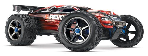 Special Offers - Traxxas 56087-1 E-Revo Brushless: 4WD Brushless Electric Racing Monster Truck Ready-To-Race (1/10-Scale) Colors May Vary - In stock & Free Shipping. You can save more money! Check It (May 12 2016 at 11:22PM) >> http://kidsscooterusa.net/traxxas-56087-1-e-revo-brushless-4wd-brushless-electric-racing-monster-truck-ready-to-race-110-scale-colors-may-vary/