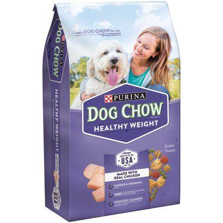 Purina Dog Chow Healthy Weight Dog Food 4 lb. Bag