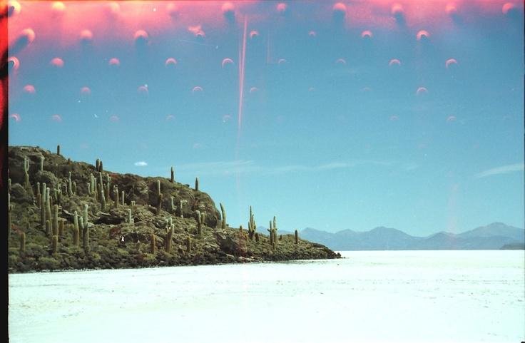 Salar de Uyuni Isla Pescadores A
