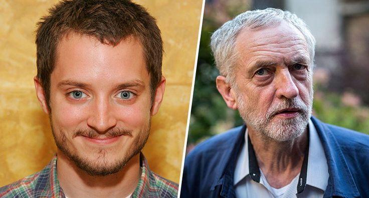Jeremy Corbyns Son Looks Exactly Like Elijah Wood