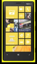 Iphone o Nokia Lumia 920?!  A me.. me piace! Yellow