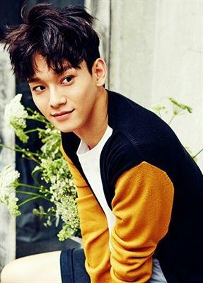 Fanfic / Fanfiction de EXO - Hold Me (Imagine Chen - EXO)