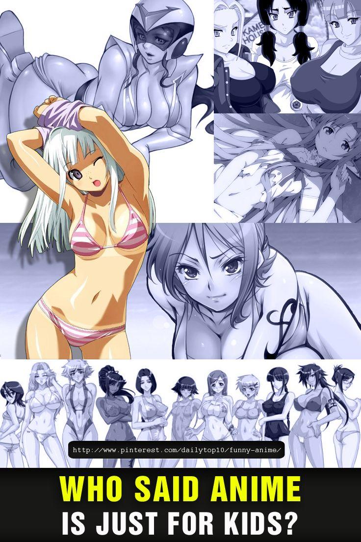 Top 10 sexiest women in anime-8013