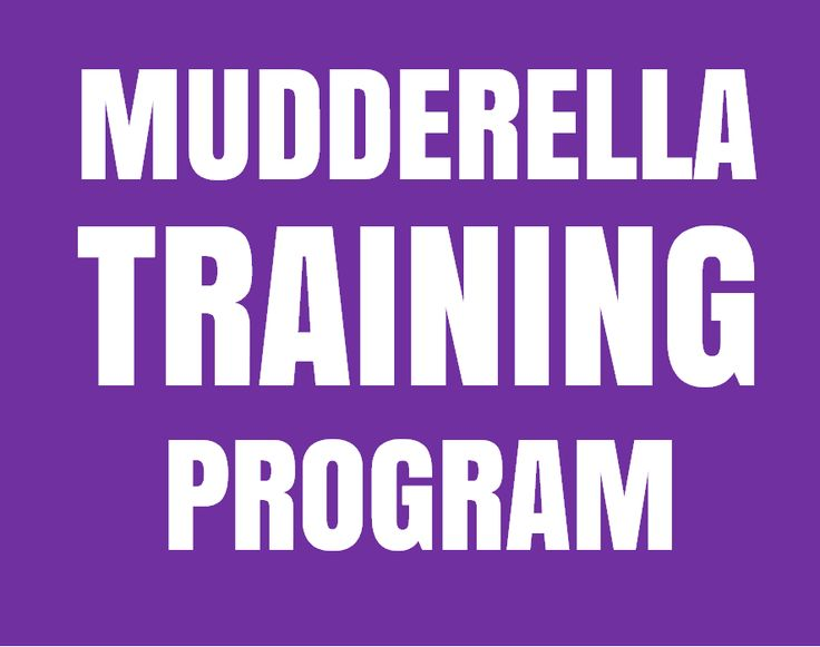 Follow this board for the Mudderella Weekly Training Program! http://mudderella.com/tag/weekly-training-program/?utm_source=Pinterestutm_medium=Pinterestutm_campaign=Pinterest_Training%20board_6.24.14