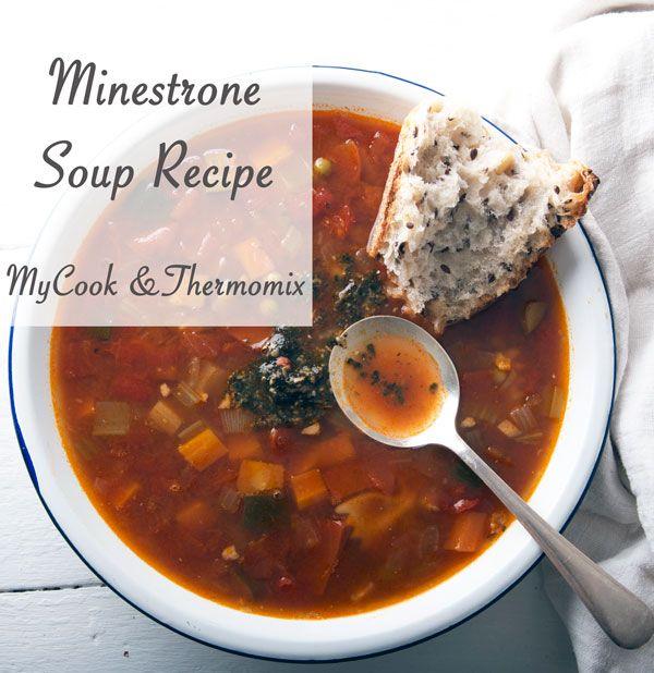 Minestrone soup recipe | Blah Blah Magazine