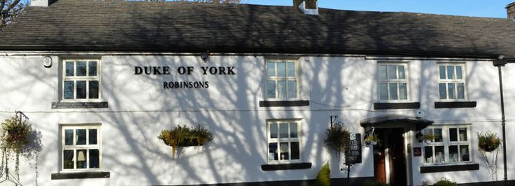 The Duke of York (pub n campsite - open all year), Pomeroy, The Peak District