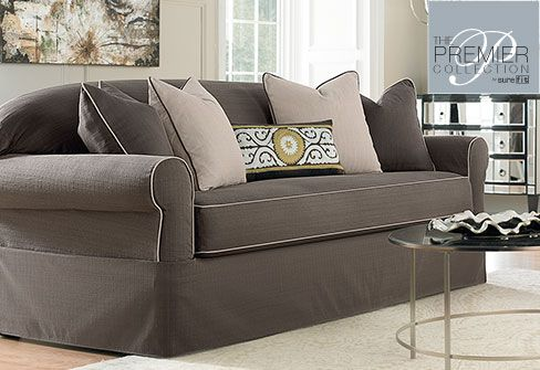 167 Best Images About Sure Fit Slipcovers On Pinterest