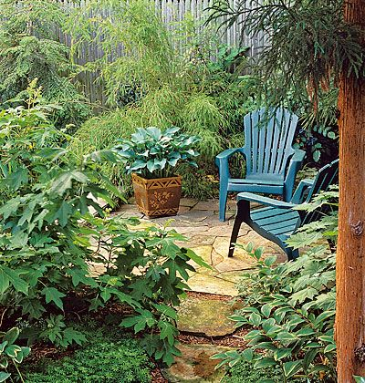 Garden Design Ideas For Small Shady Gardens 134 best cottage shade gardens images on pinterest | landscaping