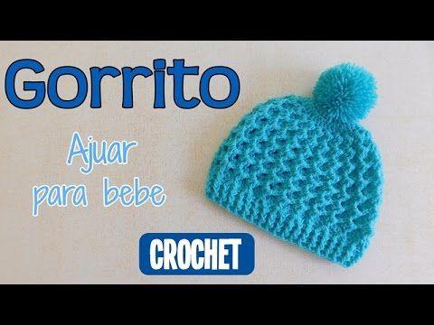 Waffle Stitch Beanie Hat Tutorial - ilove-crochet