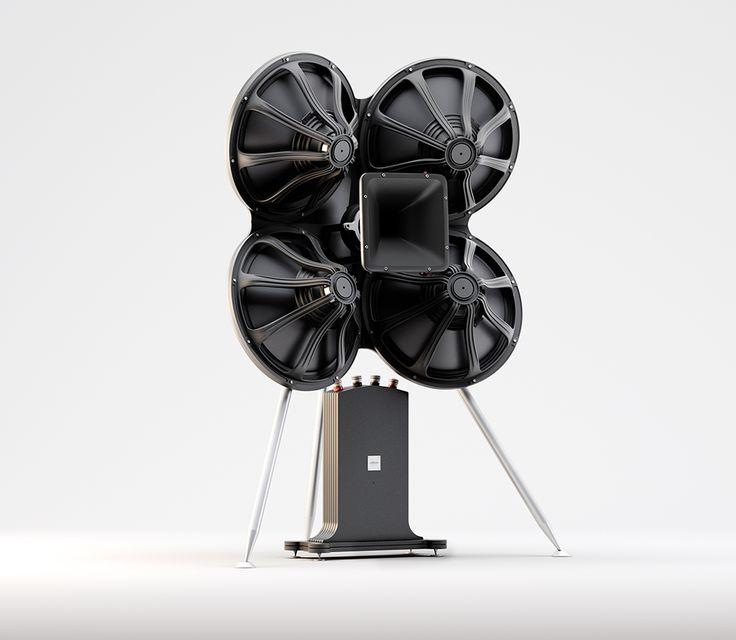 Reflector Audio Bespoke  P18 Loudspeaker