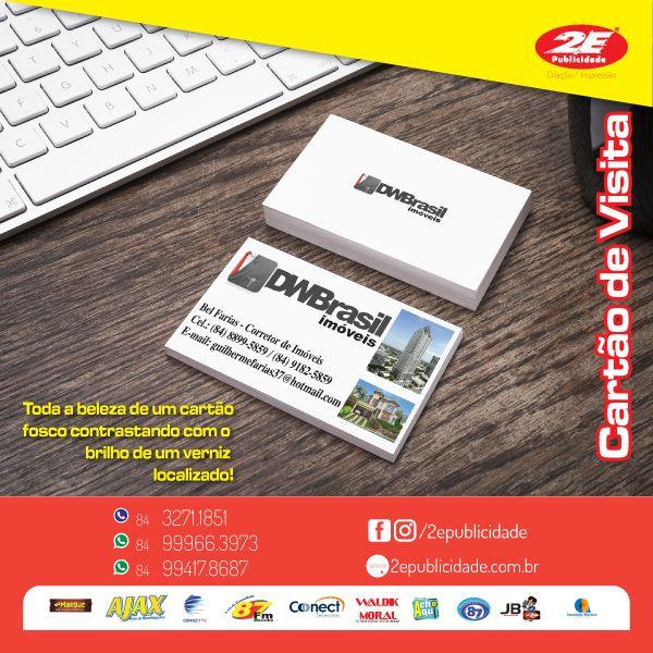 Ainda escrevendo seu contato no papel para seu cliente? Fazemos cartões de visita com qualidade fotográfica - http://ow.ly/YQLs30alWNJ