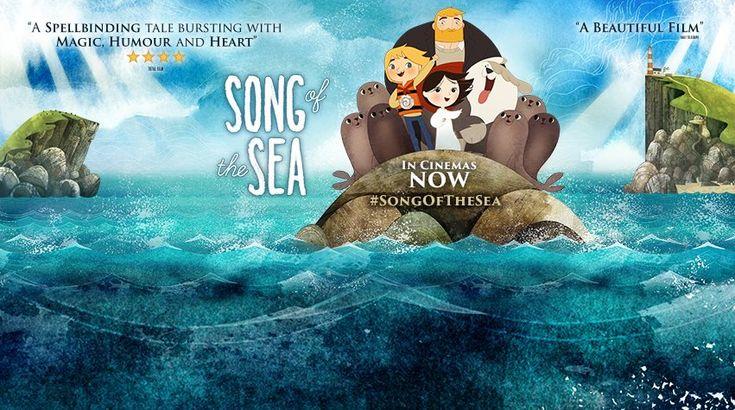 Píseň moře | Song of the Sea | animovaný | I pro děti