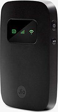 Reliance JioFi 3 JMR540 Wireless Router Black price in India   Buy online   OnlyMobiles.com