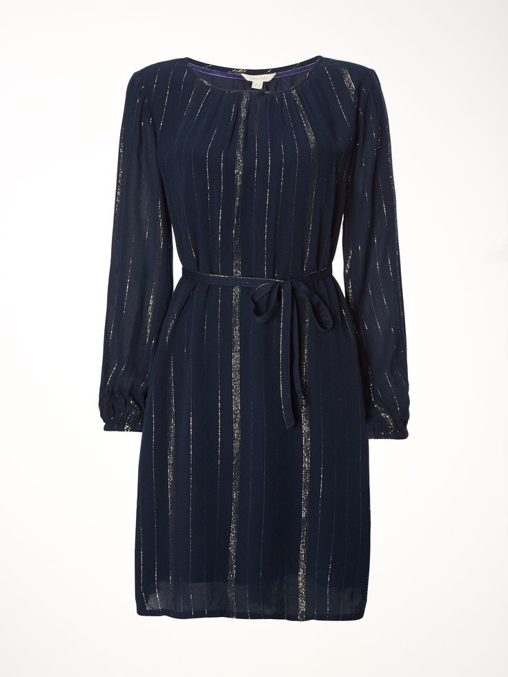 Midnight Shimmer Dress