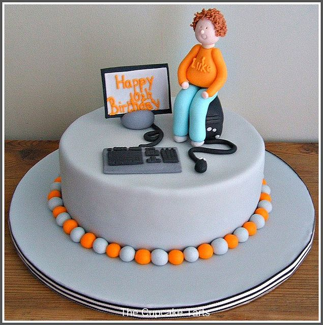 77 Best Images About Computer Cakes On Pinterest Cakes