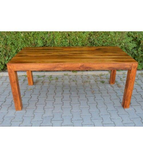 #Indyjski drewniany #stół Model: DT / 145x90 @ 1,090 zł. Zamówienie online @ http://goo.gl/8RZ97c