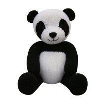 Panda (Knit a Teddy)