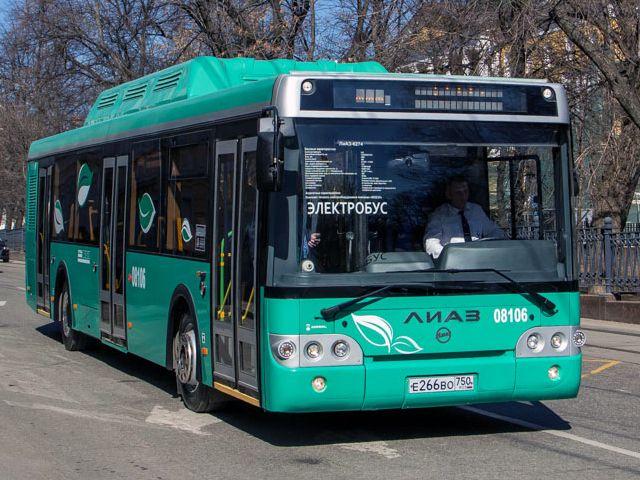 ЛиАЗ 6274 Предсерийный '2012