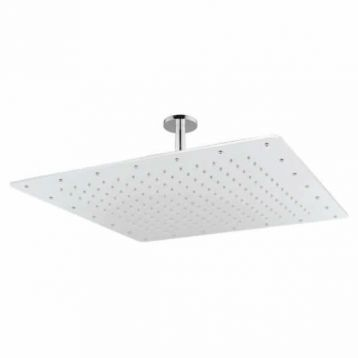Huge shower head! Half a meter wide! The Crosswater Reflect 500mm Large Fixed #Shower Head. #Square