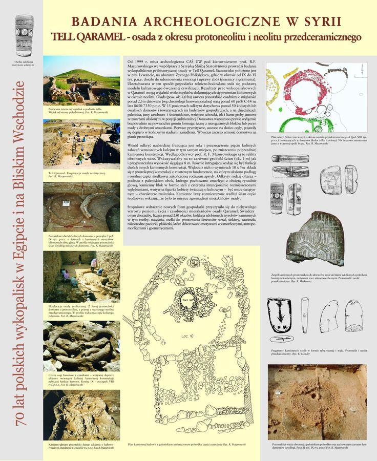 Tell Qaramel Syria 10,650 BC 5 Stone Towers 6 metres in diameter - Democratic Underground