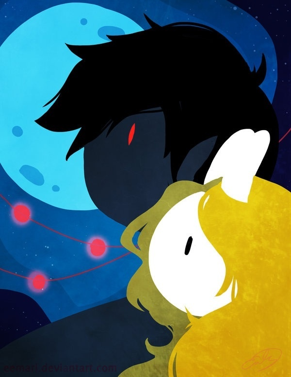 1000 Images About Fionna And Marshall Lee On Pinterest