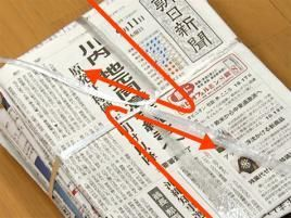 知らない間にたまってしまう雑誌や新聞。今回は年末の大掃除で書籍などを整理する時にも役立つ、新聞や雑誌の縛り…