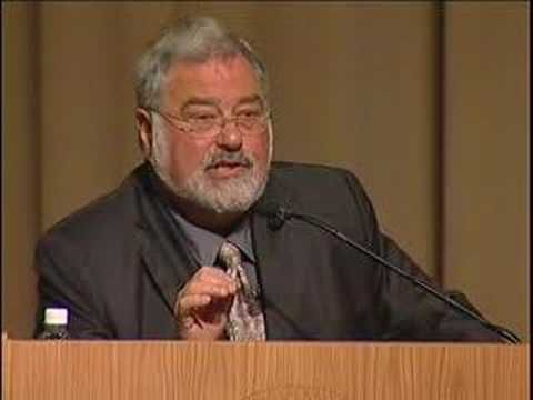 """George Lakoff on """"Moral Politics.""""      UC Berkeley professor of Cognitive Science and Linguistics George Lakoff explores how successful political debates are framed by using language targeted to people's values instead of their support for specific government programs in this public lecture sponsored by the Helen Edison Series at UC San Diego."""