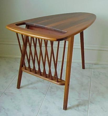 Gorgeous Magazine Rack Table Side Magazineagazine Stands Surfboard Wooden