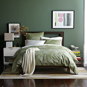 Best 25+ Green bedroom design ideas on Pinterest | Green bedroom ...