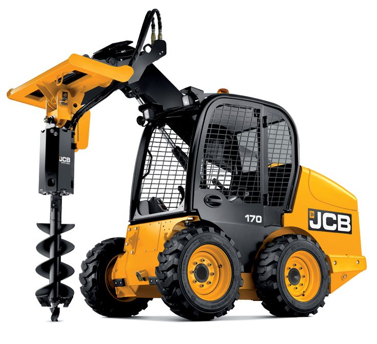 Image retouching for JCB - updating a 1000 images in their library to display the new decals.