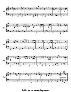 My Way Partitura para Piano Fácil Partitura de A Mi Manera Para Piano Fácil de Frank Sinatra y Arturo Sandoval