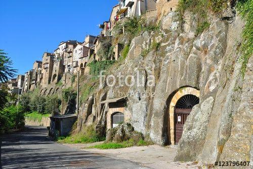 Scorcio di Genazzano - Roma - Lazio - Italia
