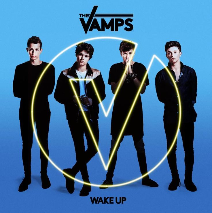 Pre-Order the Wake Up Album Bundle(£13.99 + P+P)This bundle includes: Wake Up CD/DVD The Brand new Vamps album on CD/DVD which includes 18 songs and includes a free concert DVD. On Tour with the Vamps DVD A long-form documentary 'On Tour with The Vamps' DVD following The Vamps behind the scenes on their 2015 arena tour. Pre-order your album today to receive your Instant Download of Cheater via your email confirmation.