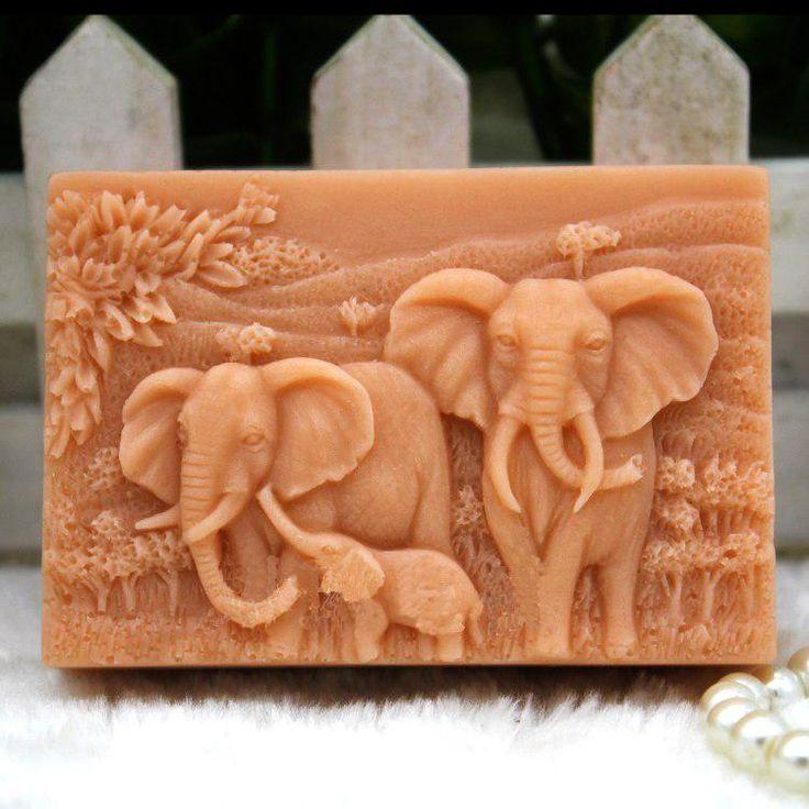 Silicone Mold Handmade Animals Soap Mold Food Grade Mold African …   – Shopping